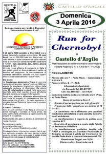 Run for Chernobyl